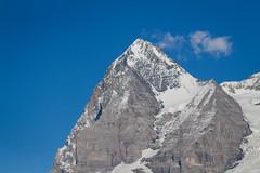 Eiger (mightymightymatze) Tags: switzerland schweiz suisse mrren bern berne berneroberland lauterbrunnen lauterbrunnental mountains mountain berge berg alpen alps alpes