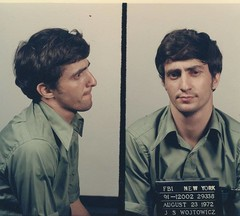 #Mugshot of John Wojtowicz who was sentenced to 20 years in prison for robbing a bank in order to fund his partners sex change. August 23rd 1972, New York [675 x 608] #history #retro #vintage #dh #HistoryPorn http://ift.tt/2flv3CS (Histolines) Tags: histolines history timeline retro vinatage mugshot john wojtowicz who was sentenced 20 years prison for robbing bank order fund his partners sex change august 23rd 1972 new york 675 x 608 vintage dh historyporn httpifttt2flv3cs