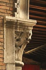 A5641VENb (preacher43) Tags: venice italy fish market vegetables columns capitals architecture