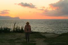 Sep 22: Terrasini Sea Sunset 3 (johan.pipet) Tags: flickr sea seascape sicily terrasini sunset skyline mediterranee holiday sunny italy eu europe palo bartos barto canon skyfall