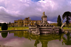 Witley Court, Worcestershire (bigjohn23582) Tags: witleycourt witley court countryside country outdoors house manorhouse ruins garden england fountain nature april statelyhome springtime