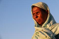 At sunset (martien van asseldonk) Tags: martienvanasseldonk bangladesh coxsbazar woman