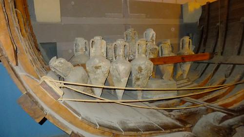 Shipwreck museum, Kyrenia.