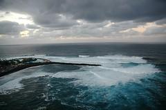 Puerto de la Cruz (Go East - Litauen fuer Anfaenger) Tags: puertodelacruz tenerife teneriffa waves kanaren canaryislands wellen brandung