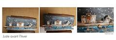 Juste avant lhiver - MandaKoadCrations - ( Koad ) Tags: maquette diorama port miniature dcor driftwood