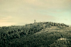 (Peter,P.) Tags: tower winter mountains trees nature poland