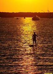 SUPManSunset (mcshots) Tags: usa california socal losangelescounty summer sunset coast sky clouds hot humid evening sun 2015 stock mcshots
