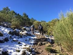 (NaomiQYTL) Tags: trekking snow trekatlas atlasmountains highatlas atlas morocco holiday travel