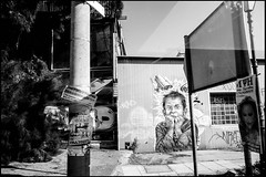 20161121-117 (sulamith.sallmann) Tags: kunst ars art attika busfahrt bw greece griechenland kunstimffentlichenraum schwarzweis streetart sw grc sulamithsallmann