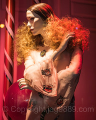 """Land of 1000 Delights""  2016 Holiday Window Display at Saks Fifth Avenue, New York City (jag9889) Tags: saksfifthavenue jag9889 usa mannequin dress reflection fashion fifthavenue outdoor 2016 christmas holiday hairstyle candy midtown windowdisplay woman window display 20161201 couture newyork newyorkcity manhattan 5thavenue departmentstore flagship ny nyc saks storewindow unitedstates unitedstatesofamerica us"