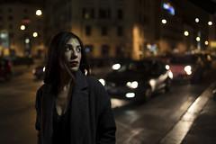 night street (Miltone1967) Tags: night street notte citta pentax k1 sigma art 35 14 rosanna milton piazza fiume roma