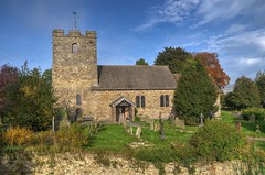Church of St John the Baptist, Stokesay, Shropshire (Baz Richardson (now away until 31 March)) Tags: shropshire stokesay churchofstjohnthebaptiststokesay 17thcenturychurches architecture gradeilistedbuildings englandsthousandbestchurches