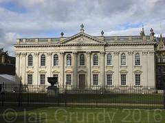 Senate House 6999 (stagedoor) Tags: cambridgeshire senatehouse university building architecture uk england olympus copyright em1 eastanglia college listed grade1