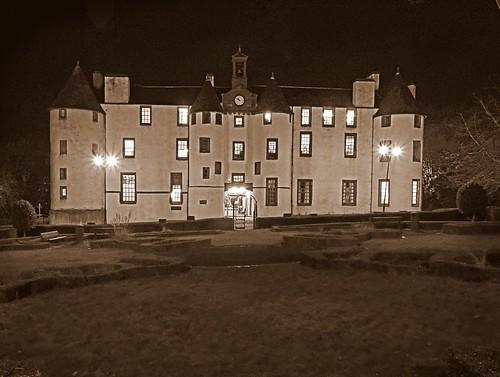 Dudhope Castle