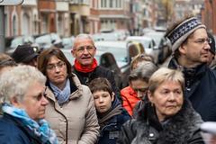 "17 dec 2016 Etterbeek ""Diagnostic en marchant"" (Philippe Clabots (#PhilippeCPhoto)) Tags: philippecphoto amitie amitié comitéamitié etterbeek philippec"