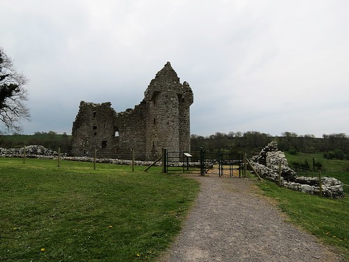 Monea Castle