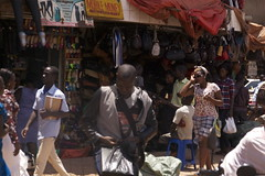 Another street view Kampala