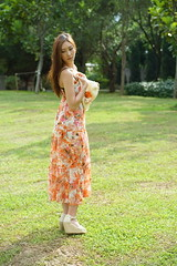 DSC04068 (rickytanghkg) Tags: park portrait cute girl beautiful beauty lady female asian model pretty outdoor sony chinese young sunny a7r