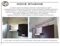 staging cucina (giordanoalterisio) Tags: casa render rendering bricolage ristrutturazione relooking riparazioni immobiliare arredo homestaging stagedhome tinteggiatura