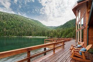 Alaska Salmon Fishing Lodge - Luxury 44