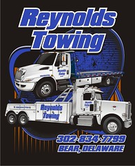 "Reynolds Towing - Bear, DE • <a style=""font-size:0.8em;"" href=""http://www.flickr.com/photos/39998102@N07/14540268753/"" target=""_blank"">View on Flickr</a>"