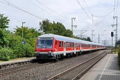 P1670852 (Lumixfan68) Tags: eisenbahn db express bahn schleswigholstein deutsche wittenberge regio züge steuerwagen bauart wendezüge