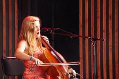 Linnea Olsson (rotabaga) Tags: gteborg concert pentax sweden gothenburg liseberg cello sverige k5 linneaolsson taubescenen
