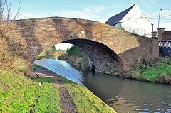 14875 (benbobjr) Tags: uk greatbritain bridge england reflection english boat canal birmingham unitedkingdom britain bcn gb works british barge westmidlands narrowboat walsall birminghamuk midlands britishwaterways williampitt birminghamcanalnavigations brawns wyrleyandessingtoncanal dawendbranch metropolitanboroughofwalsall dawendbranchcanal brawnsworksbridge