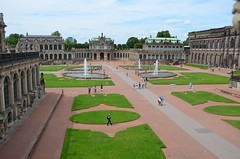 Zwinger, Dresden, Germany (Sheri Fresonke Harper) Tags: travel museum germany dresden zwinger destination monday