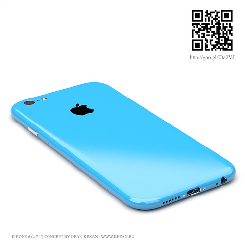 Iphone6c back