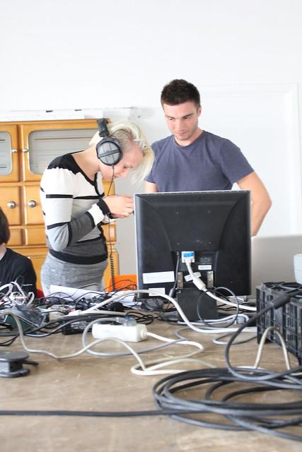 Connecting Cities Urban Media Lab masterclass (iMAL.org)