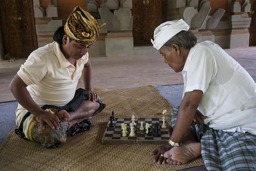 Bali schaken