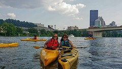 Happy Hour Paddle (Jo Outdoors) Tags: up stand boards kayak paddle kayaking sup kayakpittsburgh paddleboards ventureswpa venturesouthwestpa