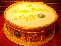 Drum Cake (makemycake116) Tags: birthday nyc cake 30 skulls happy gold drum mmc thirty makemycake mmc116 mmc139