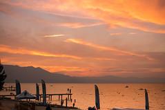 Tahoe Sunset (joetheday) Tags: board paddle laketahoe racing sup standuppaddle rokinon35mm flatwaterpaddleco