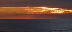 Sunset (Frans Schmit) Tags: sunset zonsondergang noordzee northsea southbeach zuiderstrand