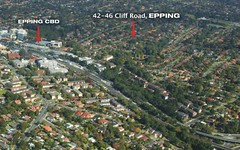 42,44,46 Cliff Road, Epping NSW