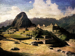 Machu Picchu-Another View