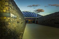 After Hours (GreyStump) Tags: urban building architecture dusk entrance australia arboretum canberra topf150 entry splendid splendour splendor villagecentre greystump copyrightcolinpilliner