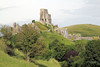 Corfe Castle (D R Swift) Tags: dorset nationaltrust swanage corfecastle isleofpurbeck