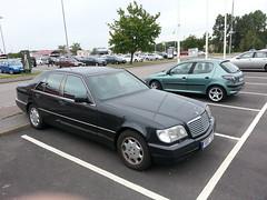 Mercedes-Benz S600 W140 (nakhon100) Tags: cars mercedes mercedesbenz v12 sclass s600 w140 sklasse