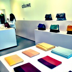 Celine showroom!