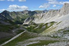 Dal Passo delle Selle alla Val di Fassa