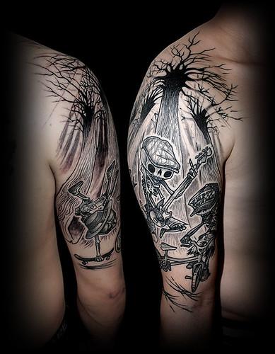 aurelio_tattoo_john_3skulls