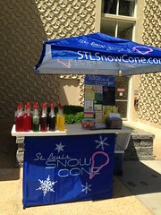 "St. Louis Snow Cone • <a style=""font-size:0.8em;"" href=""http://www.flickr.com/photos/85572005@N00/14803698022/"" target=""_blank"">View on Flickr</a>"