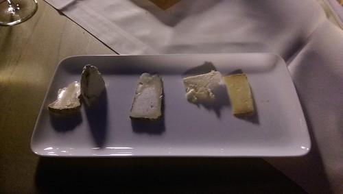 Käse vom Brett