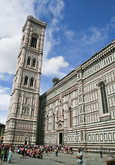 Florence Cathedral 2 (johan.pipet) Tags: travel summer italy holiday tower art history church architecture canon florence memorial europe cathedral eu visit dome firenze duomo palo bartos barto