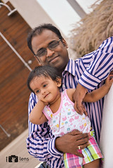 Dad n Son (Invisible Lens Photography) Tags: birthday india kid nikon photoshoot invisible bangalore d3000 invisiblelens invisiblelensphotography
