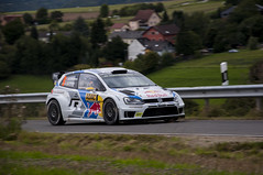 #9 Volskwagen Polo WRC (Jerome Servais) Tags: world germany deutschland championship rally wrc polo rallye trier adac volskwagen sauertal