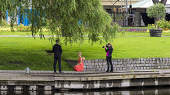 Wedding Photographer (athul vasudev) Tags: building church nature pattern sweden uppsala scandinavia vackra kyrka sigtuna d600